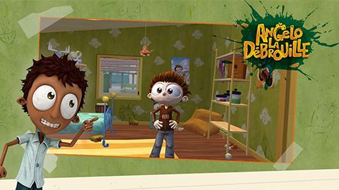 Angelo Rules screenshot video game