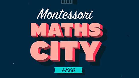 Montessori Maths City